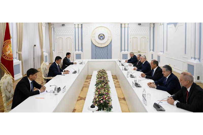 CSTO Foreign Ministers Council held meeting in Bishkek