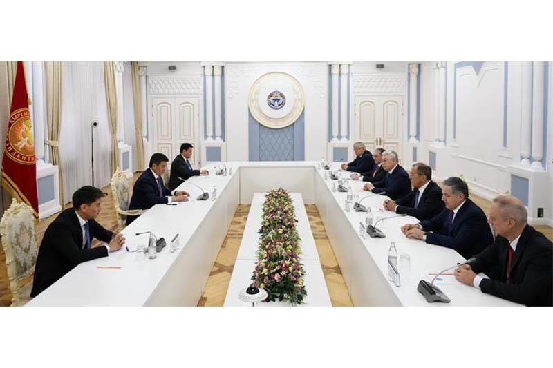 Қазақстандық делегация ҰҚШҰ Сыртқы істер министрлері кеңесінің отырысына қатысты