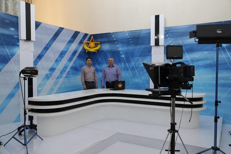 Вопросы развития военных печатных СМИ обсудили в столице