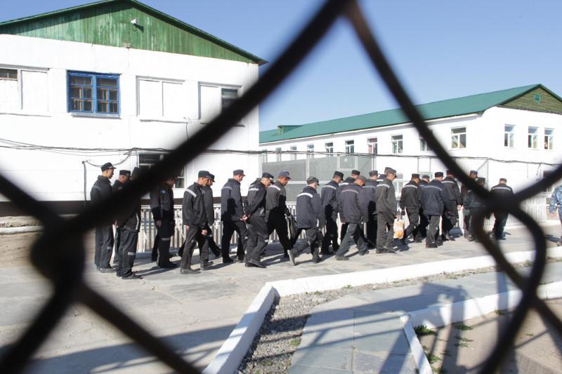 В Аркалыкскую тюрьму для особо опасных преступников впервые попала девушка