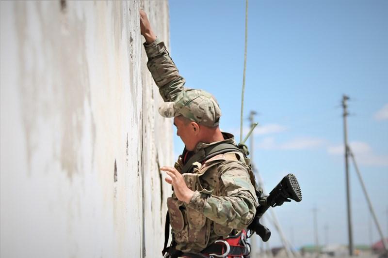 Лучшие военнослужащие готовятся к «Военной Альпиниаде - 2019»