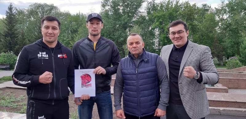 Шавкат Рахмонов чемпиондық атағын қорғайды