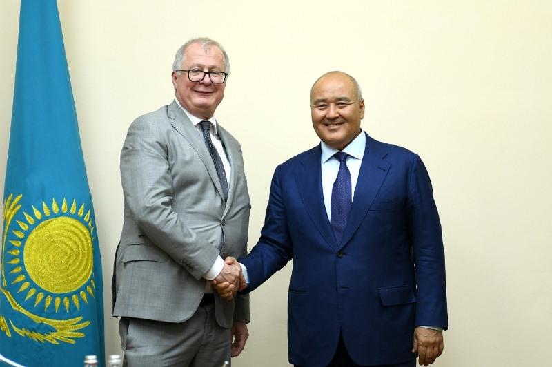 Германские компании готовы внести вклад в развитие Туркестана