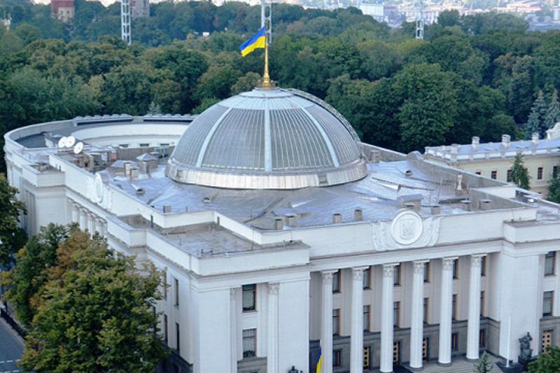Внеочередные выборы в Верховную Раду Украины назначены на 21 июля