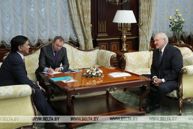 Александр Лукашенко предлагает Казахстану активизировать переговоры по нефти