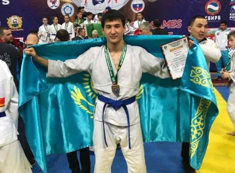 Әскери қызметшілер Уфада өткен Еуразия ойындарында бес медаль жеңіп алды