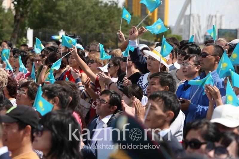 至2025年哈萨克斯坦人口将超过2000万