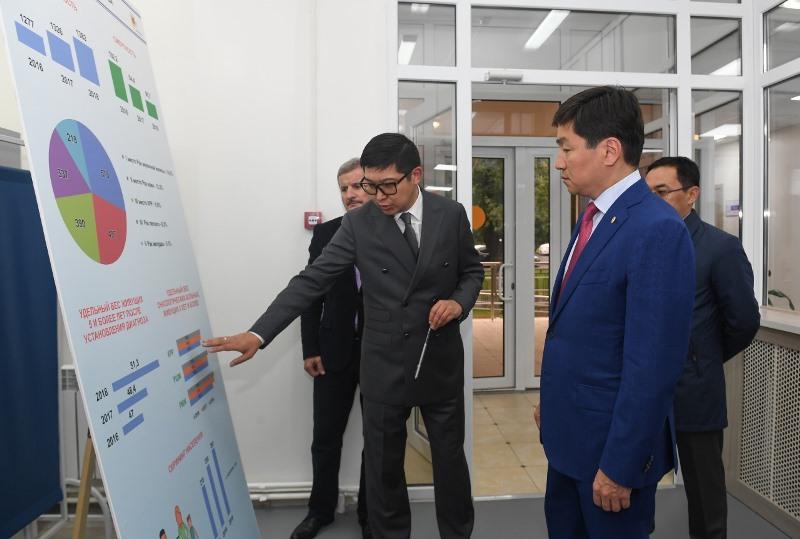Робот-фармацевт с лекарствами от рака появился в Алматы