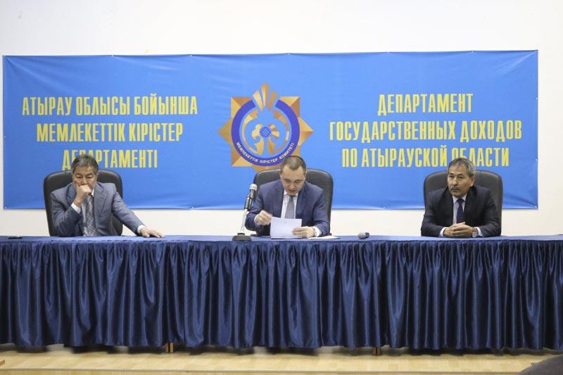 Құрманғали Тасмағамбетов Атырау облысында жаңа қызметке тағайындалды