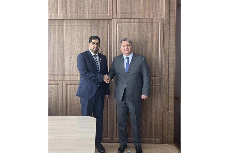 阿联酋航空公司计划向哈萨克斯坦开通定期航班