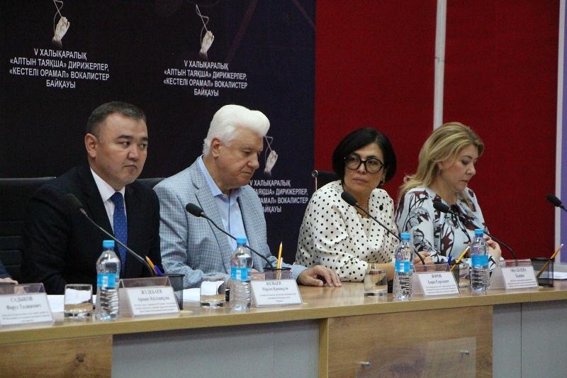 Лучших дирижеров и вокалистов мира выберут в Казахстане