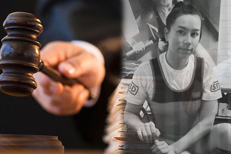 Вынесен приговор водителю автобуса, сбившему насмерть чемпионку Азии