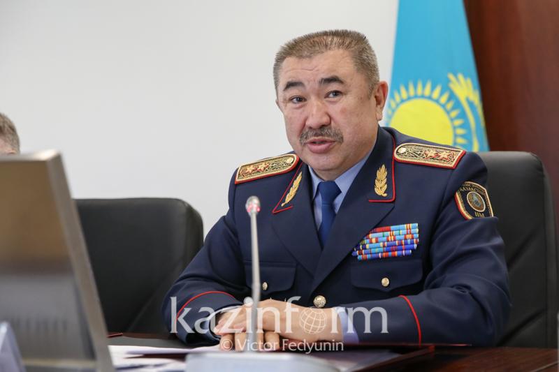 Глава МВД предложил охранным структурам другой алгоритм совместной работы