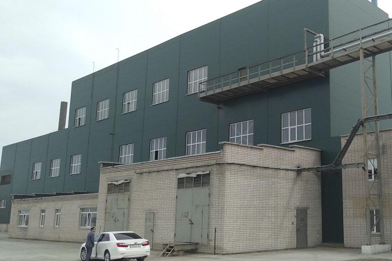Цех по производству оксида хрома открыли в Актобе