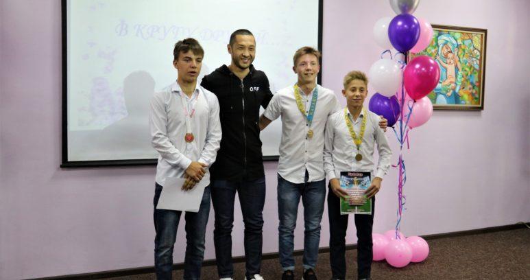 Сирот посетили футболисты павлодарского клуба «Ертiс»