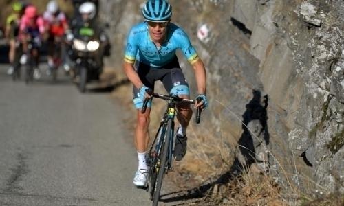 Лопес - в десятке лидеров общего зачета после 13-го этапа «Джиро д'Италия»