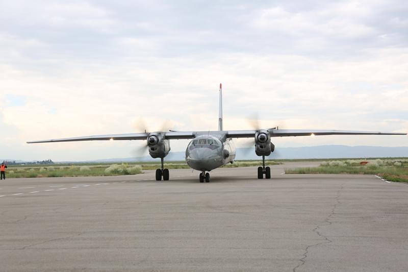 Казахстанские военнослужащие участвовали в международном учении