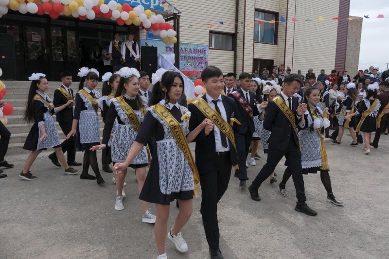 Более 7000 выпускников окончили школу в Карагандинской области