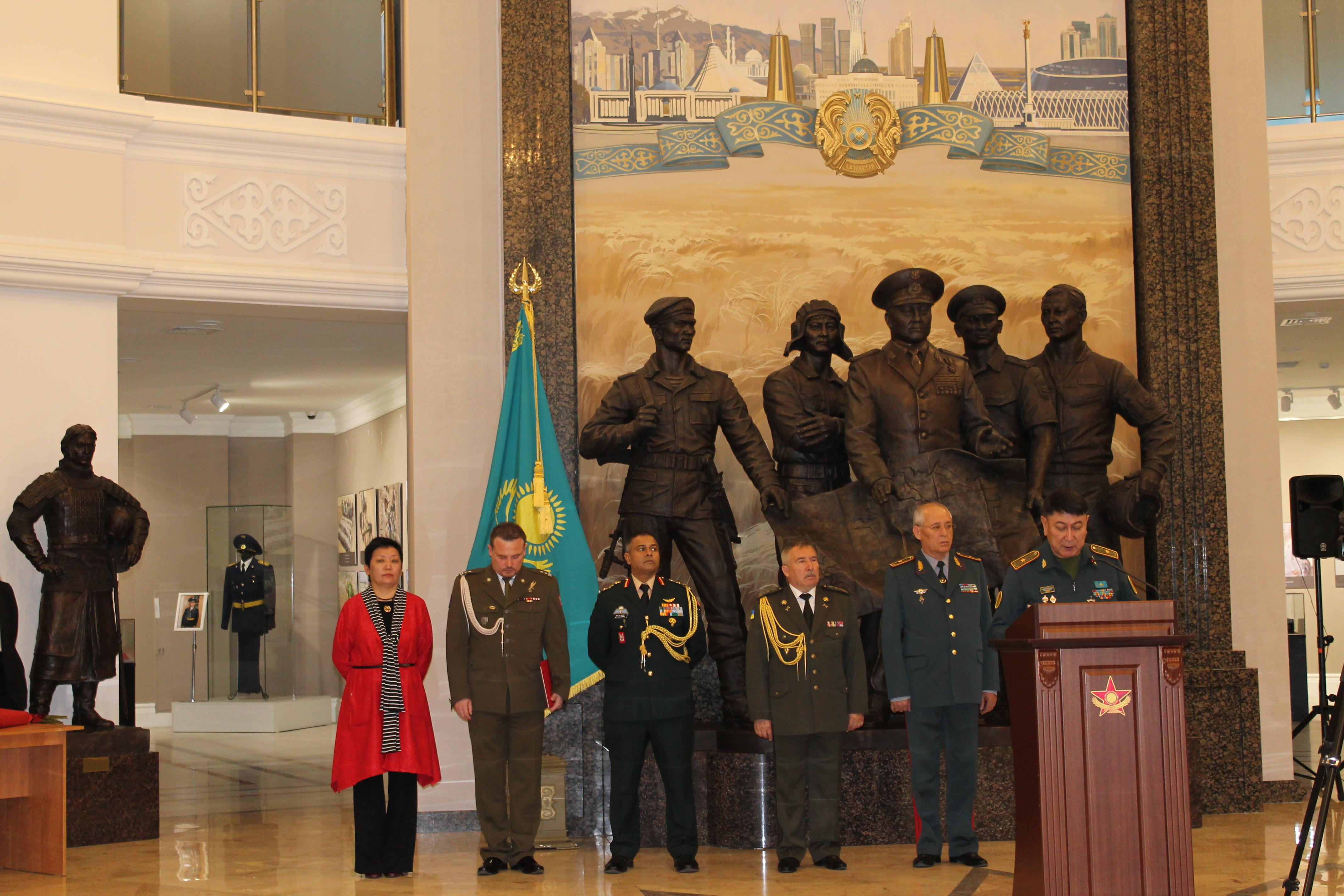 В Казахстане впервые отмечают Международный день миротворцев ООН