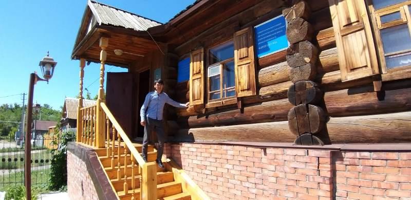«Әдеби өлкетану» жобасымен қаламгерлер Батыс Қазақстан облысын аралап жүр