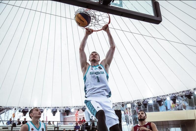 Баскетбол: Еліміздің қос құрамасы Азия чемпионатының жартылай финалында