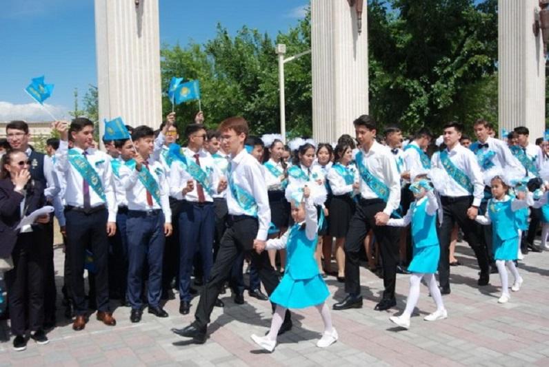 328 жамбылских выпускников школ претендуют на «Алтын белгі»