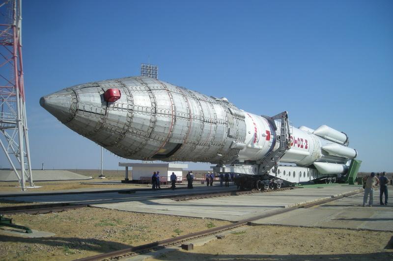Запуск с Байконура ракеты «Протон-М» назначен на 30 мая