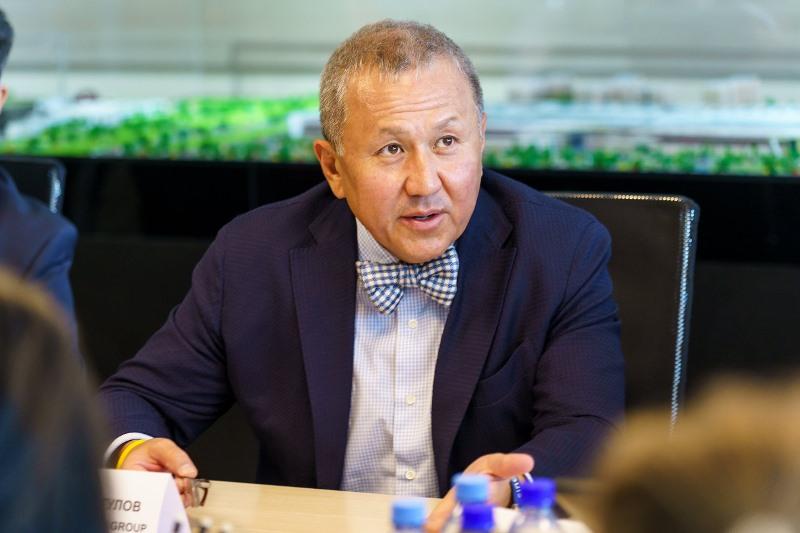 Нурлан Смагулов: MEGA предоставит льготы для отечественных товаропроизводителей - арендаторов ТРЦ MEGA