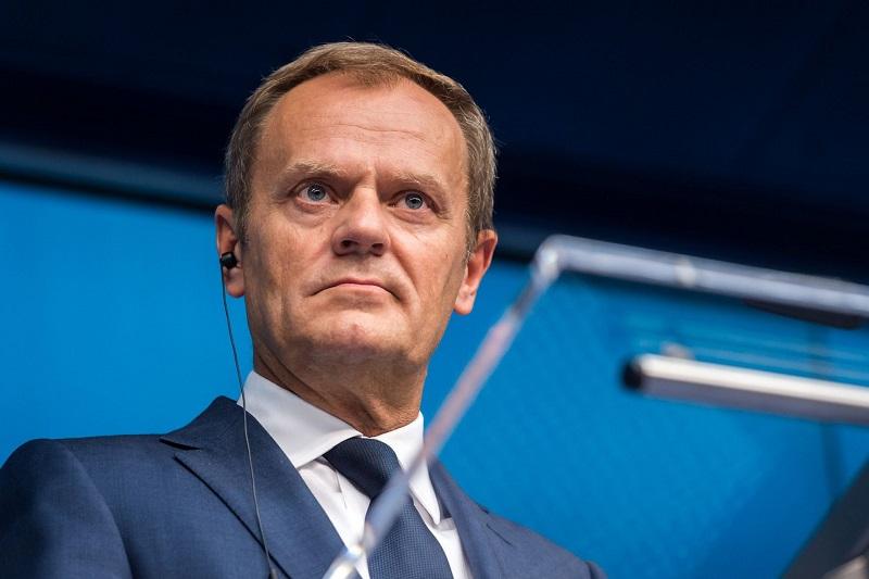 外交部:欧洲理事会主席图斯克本月底将访问哈萨克斯坦