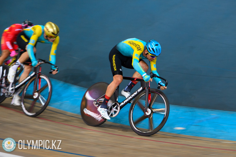 Kazakhstan's Zakharov bags bronze at Tula Track Cycling Grand Prix