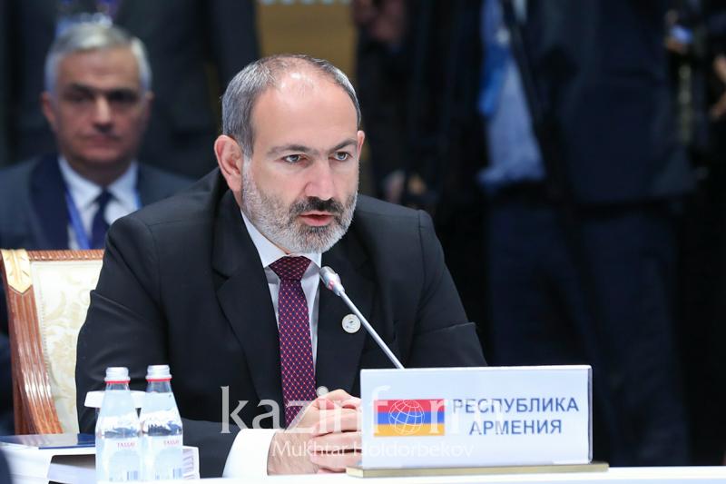 亚美尼亚总理:欧亚经济联盟的合作伙伴范围正在扩大