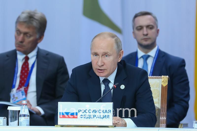 Трудовой стаж при начислении пенсии будет учитываться во всех странах ЕАЭС - Владимир Путин