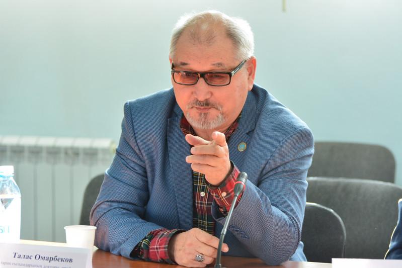 Талас Омарбеков: Қазақты қайғыруға да үйрету керек...