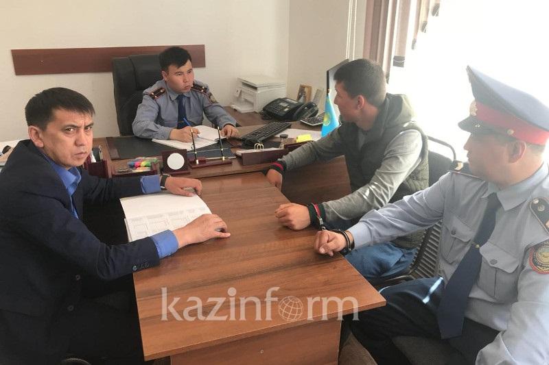 Алматы облысында 10 жастағы баланы пышақтаған күдікті ұсталды