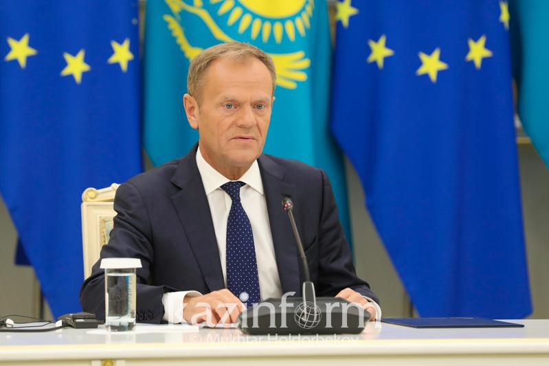 总统:哈萨克斯坦与欧洲理事会之间的关系将继续发展