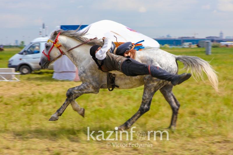 Kazakhstan to host I World Ethnic Sport Games in 2021