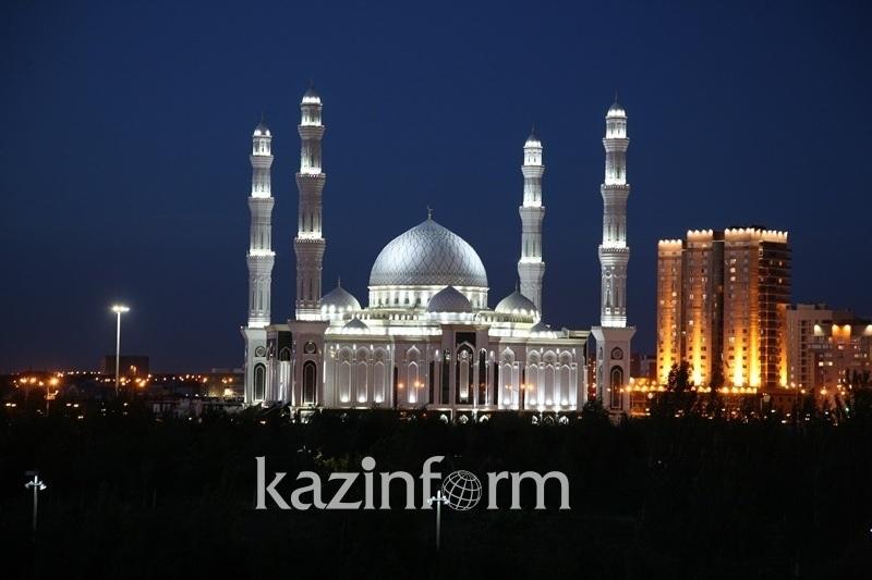 今夜为伊斯兰教节日--盖德尔夜