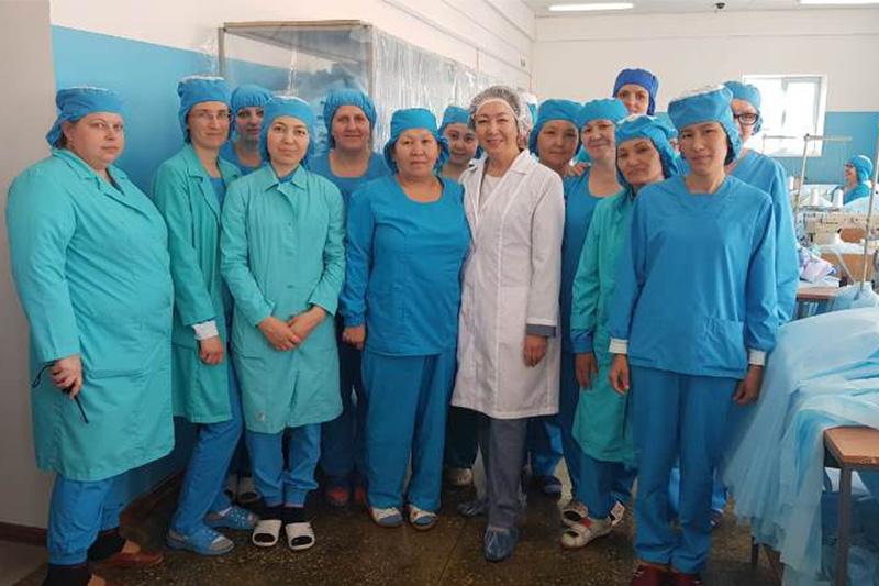 Дания Еспаева провела встречи в Павлодаре