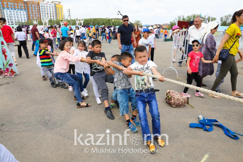 Елордада Nur-Sultan Ethno Fest фестивалі өтіп жатыр