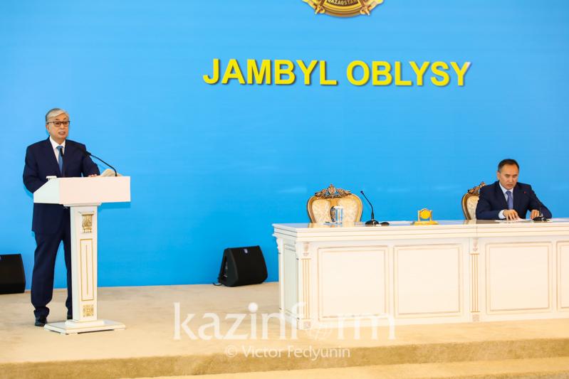 托卡耶夫总统要求加大对毒品犯罪的打击