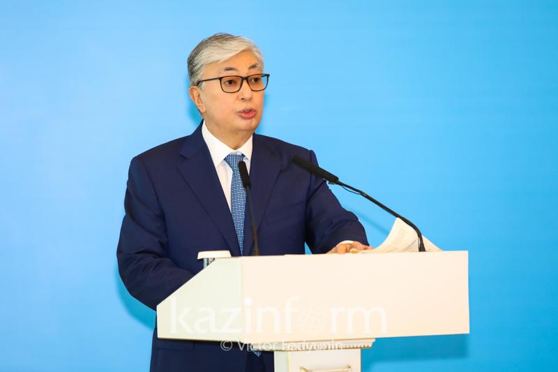 托卡耶夫:作为总统我的主要任务是加大政权对人民的责任