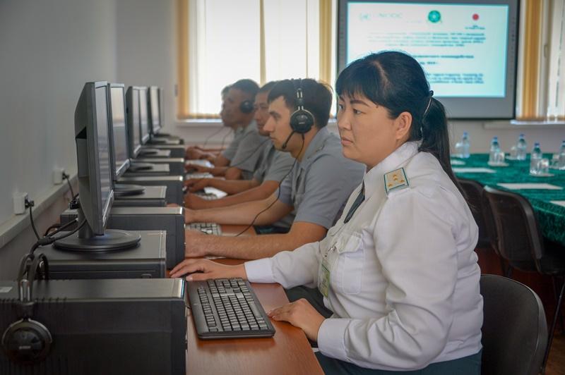 联合国毒品和犯罪问题办公室在哈吉边境建立下属机构