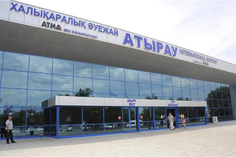 托卡耶夫总统抵达阿特劳州开始工作视察