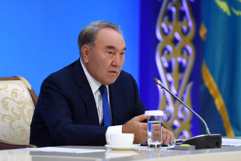 Нұрсұлтан Назарбаев билік транзитін әлем басшылары қалай қабылдағанын айтты
