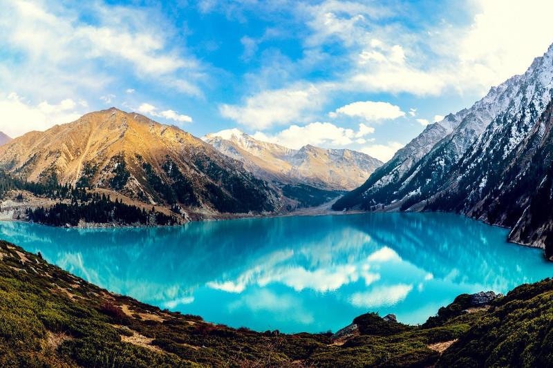 值得游客一探的十佳哈萨克斯坦景点