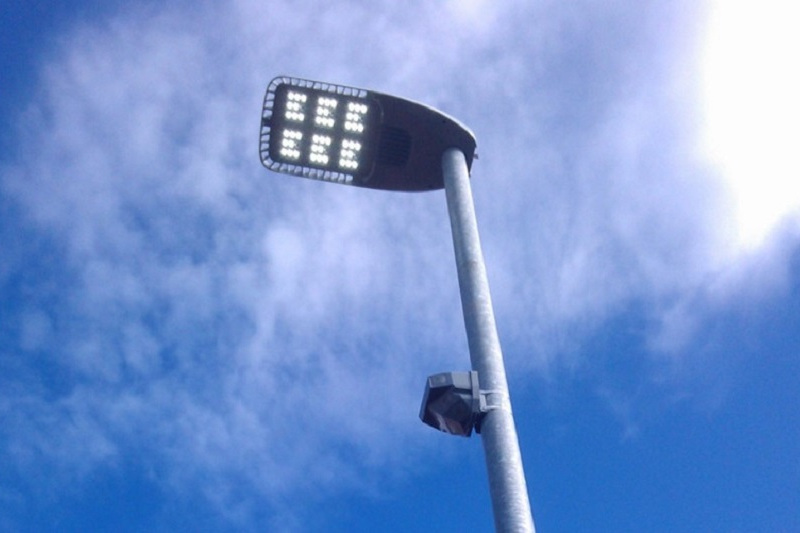 17 тысяч «умных» фонарей установят в Усть-Каменогорске