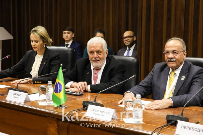 总统选举:巴西首次向哈萨克斯坦派出观察员