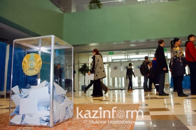 哈萨克斯坦境内48个投票站提前开放