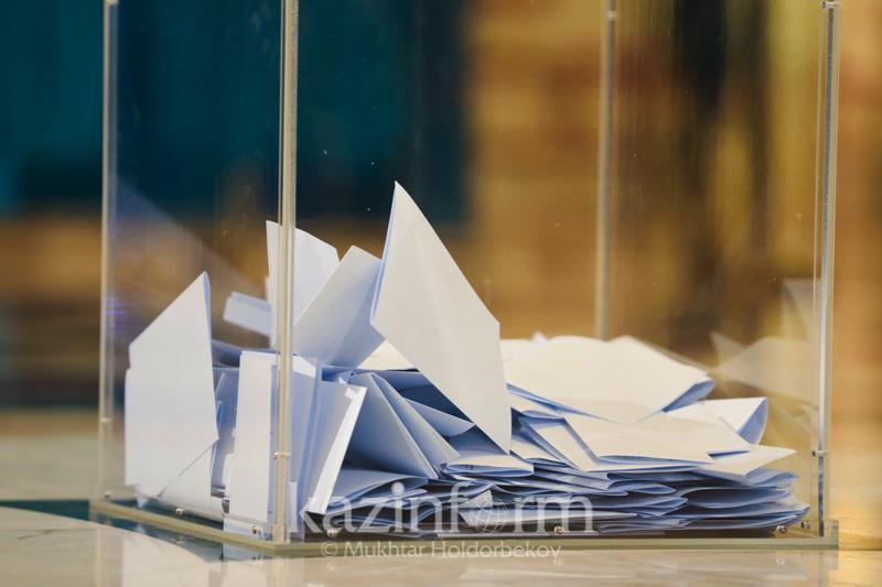 全国12.8%的选民完成投票