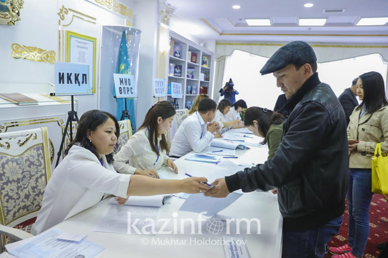 35 1% OF VOTERS CAST THEIR VOTES IN SNAP PRESIDENTIAL ELECTION IN
